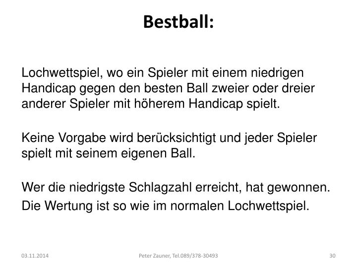 Bestball