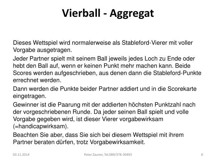Vierball