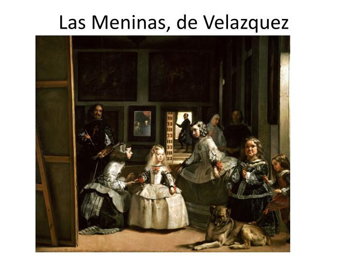 Las Meninas, de