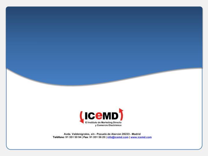 El Instituto de Marketing Directo
