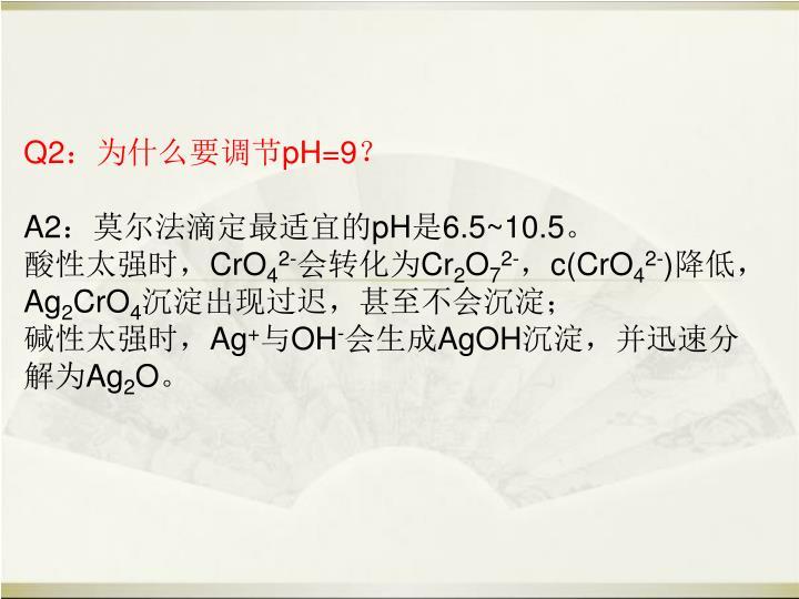 Q2pH=9