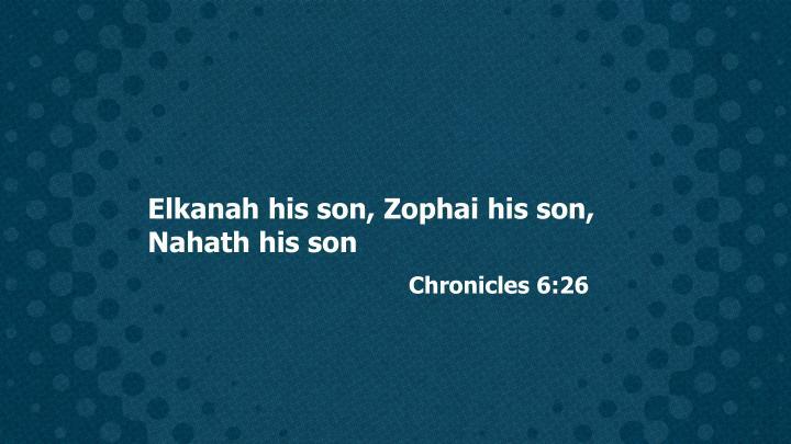 Elkanah