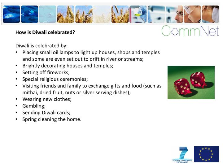 How is Diwali celebrated?