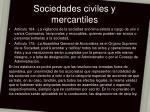 sociedades civiles y mercantiles24