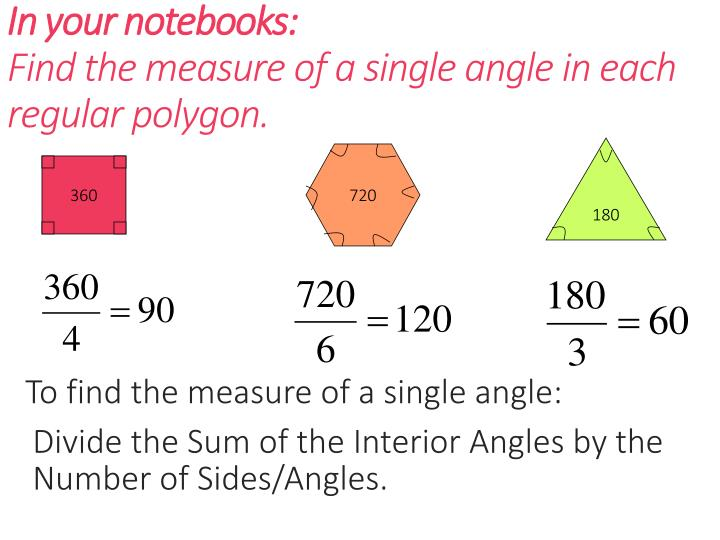 Find The Sum Of The Interior Angles Of A Hexagon Interior Angles In Convex Polygons Read