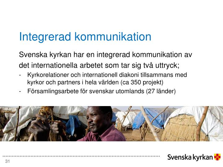 Integrerad kommunikation