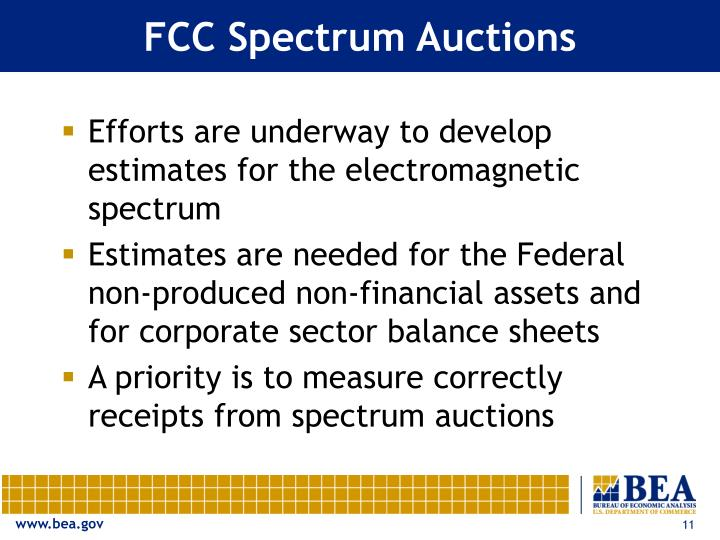 FCC Spectrum Auctions