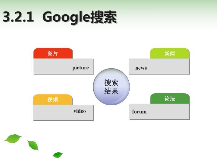 3.2.1  Google