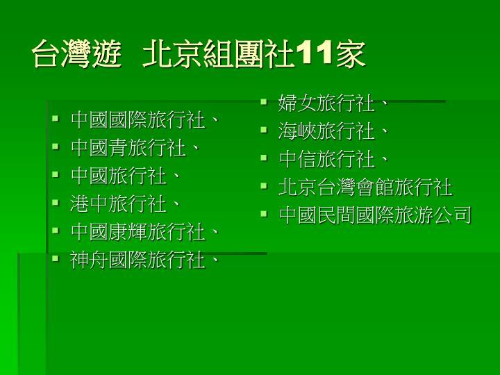 中國國際旅行社、