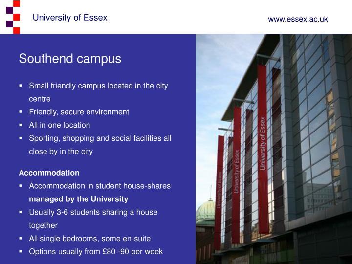 Southend campus