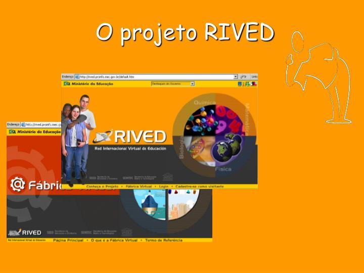 O projeto RIVED