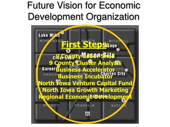 Future Vision for Economic Development Organization
