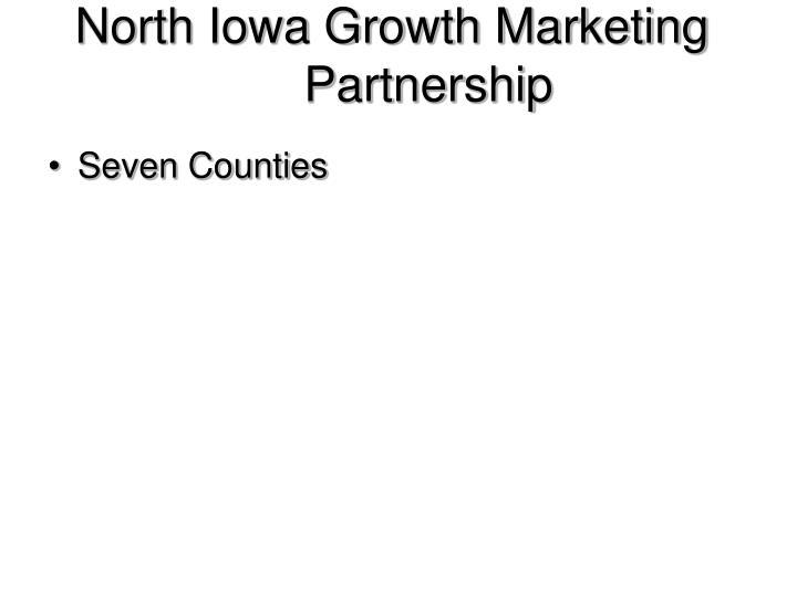 North Iowa Growth Marketing Partnership