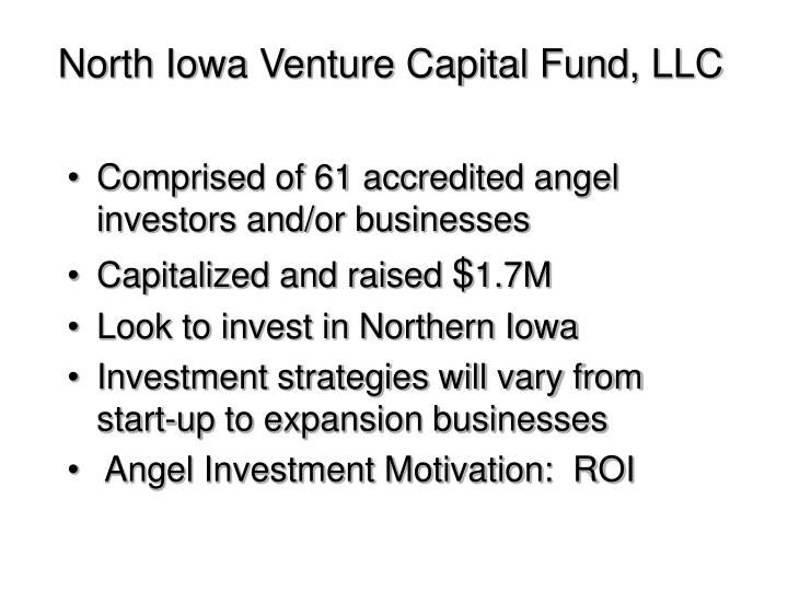 North Iowa Venture Capital Fund, LLC