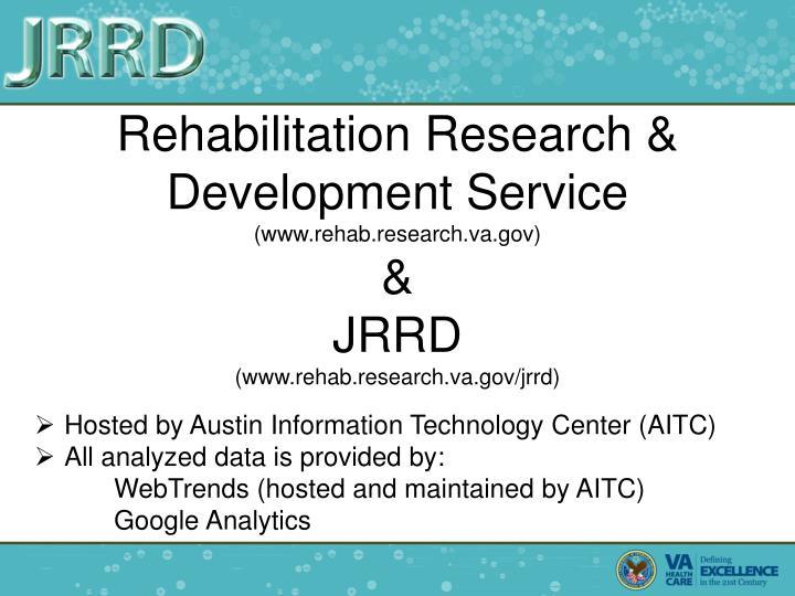 Rehabilitation Research & Development Service