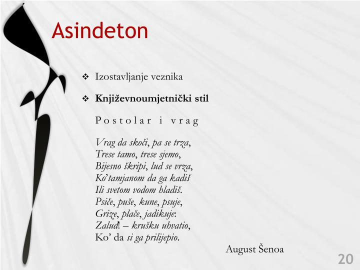 Asindeton