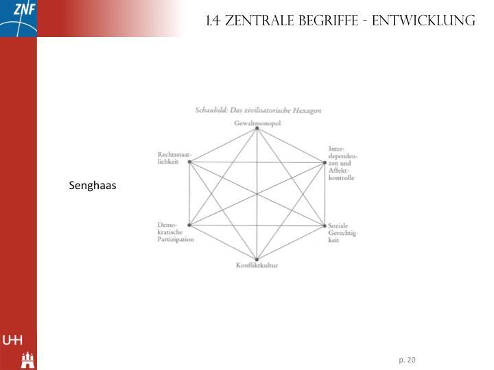 1.4 Zentrale Begriffe -