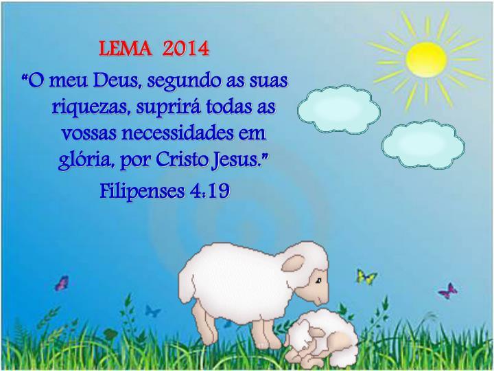 LEMA  2014