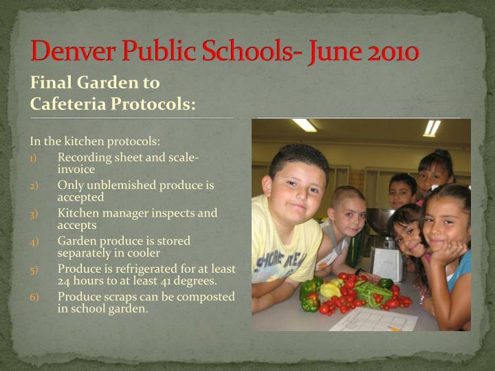 Denver Public Schools-
