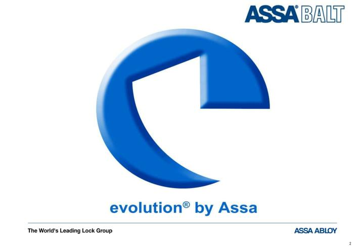 Assa evolution assabalt as