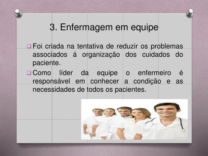 3. Enfermagem