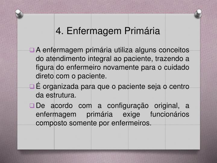 4. Enfermagem