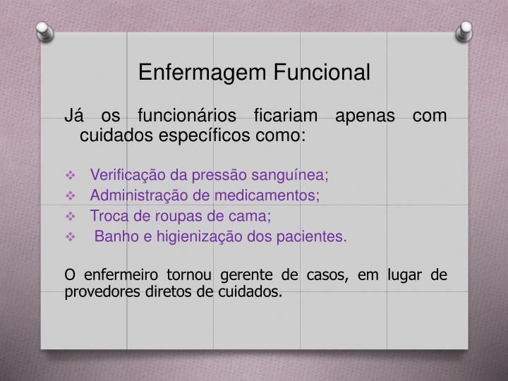 Enfermagem Funcional