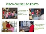 circo coliseu do porto