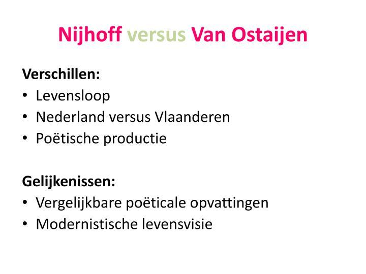 Nijhoff