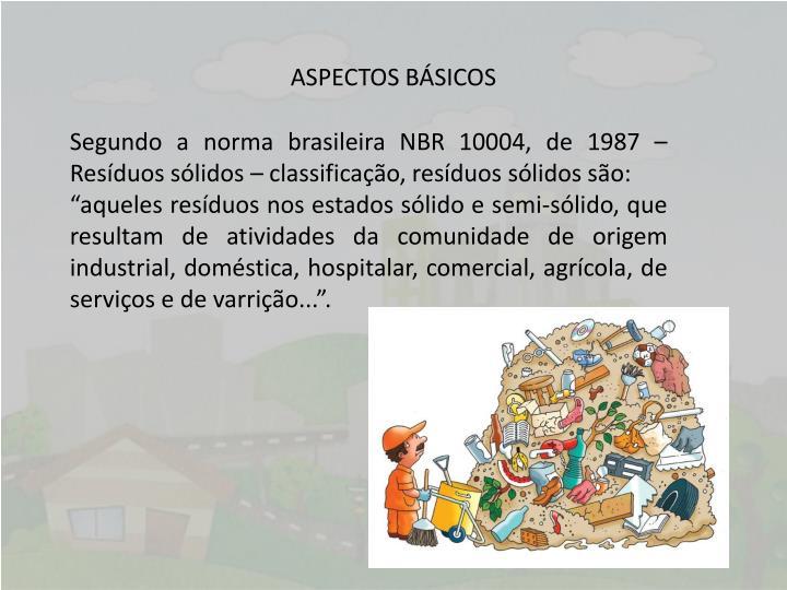 ASPECTOS BÁSICOS