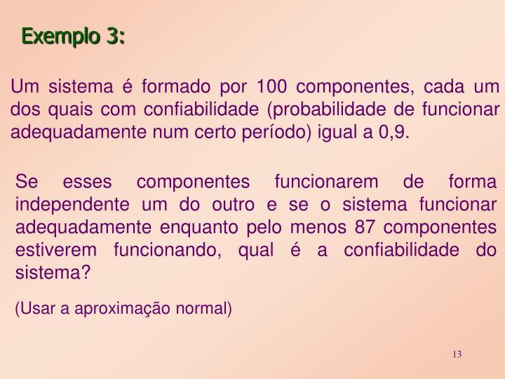 Exemplo 3: