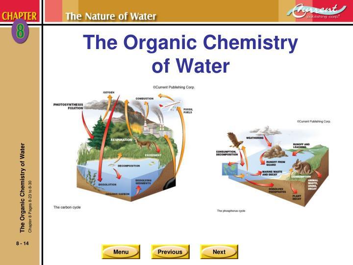 The Organic Chemistry