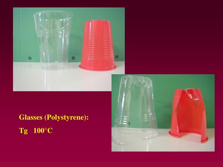 Glasses (Polystyrene):