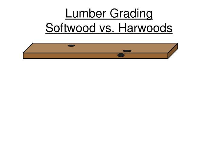 Lumber Grading