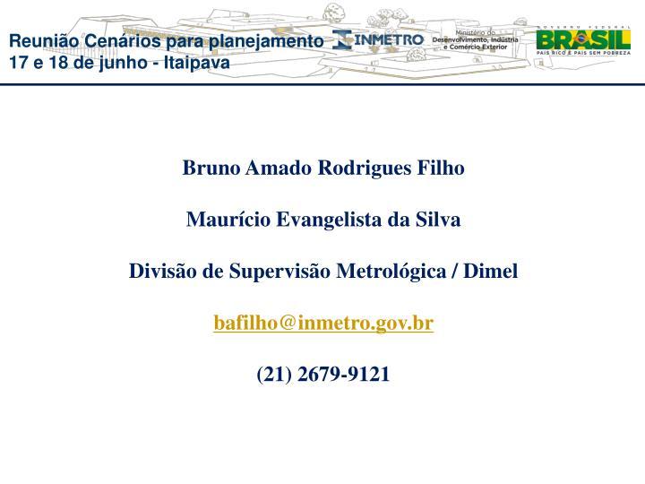 Bruno Amado Rodrigues Filho