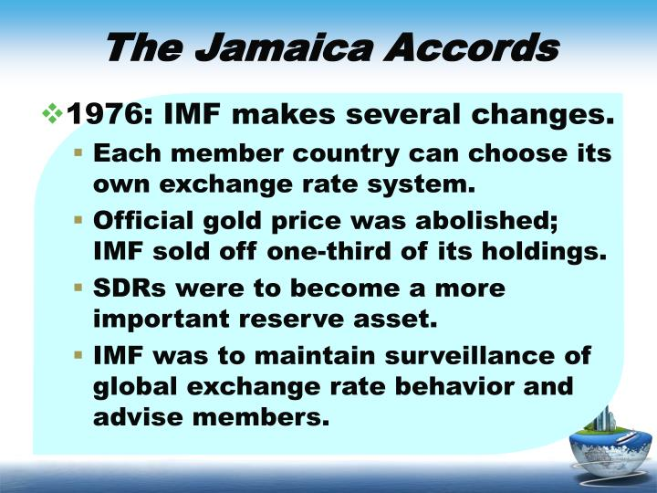The Jamaica Accords