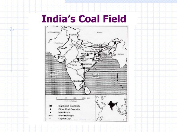 India's Coal Field