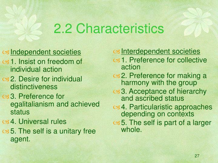 Independent societies
