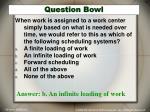 question bowl1
