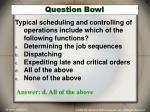 question bowl3
