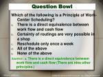 question bowl8