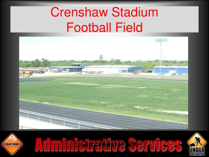 Crenshaw Stadium