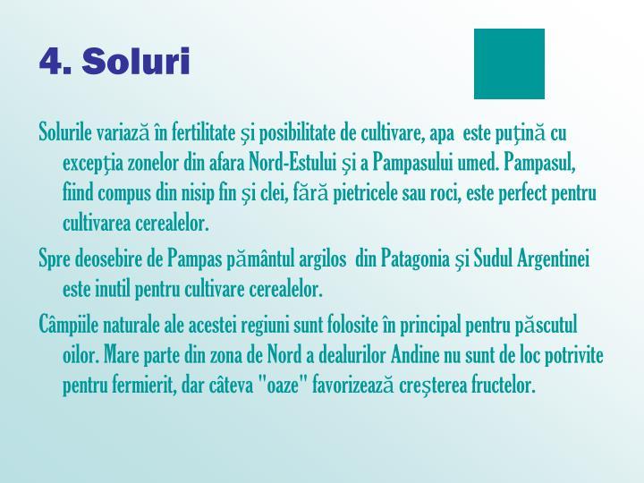 4. Soluri