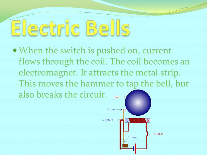 Electric bells