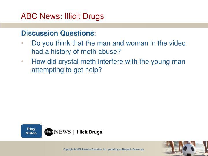 ABC News: Illicit Drugs