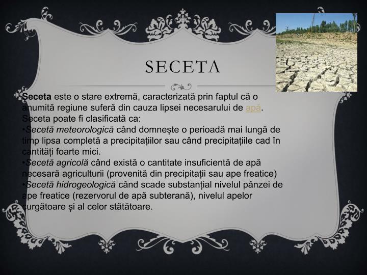 Seceta