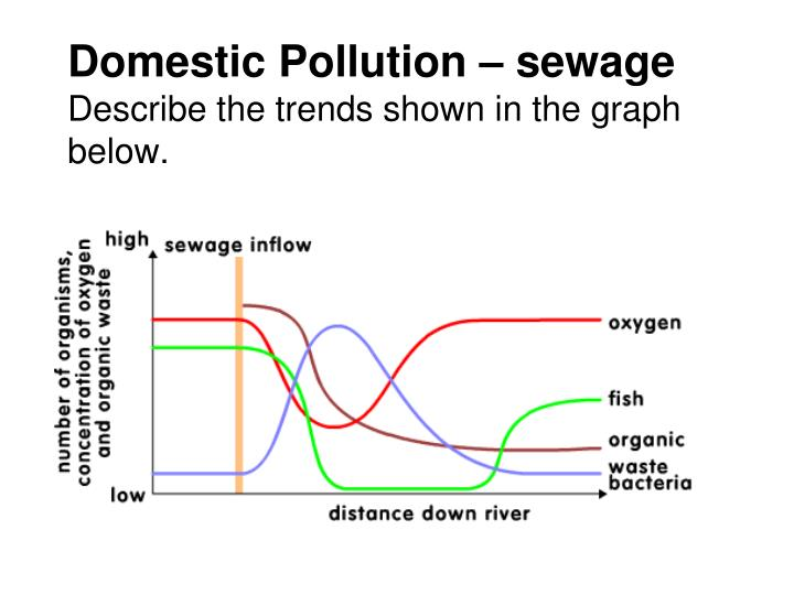 Domestic Pollution – sewage