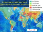 implementa o da pbn em 2013 pbn navega o baseada em performance