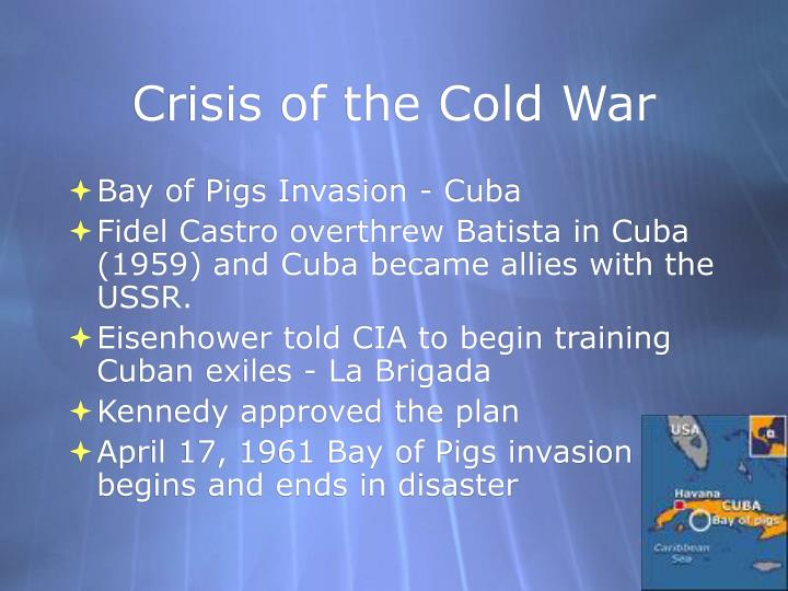 Crisis of the Cold War