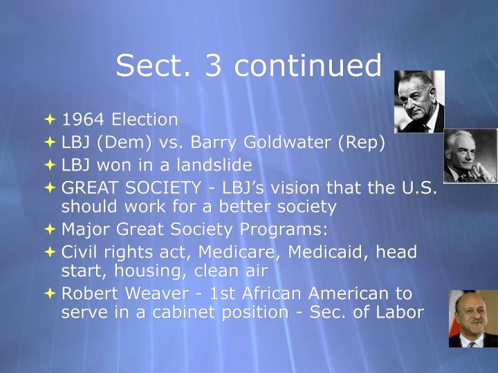 Sect. 3 continued